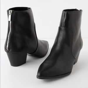 Shoes - Vegan leather boots 6.5